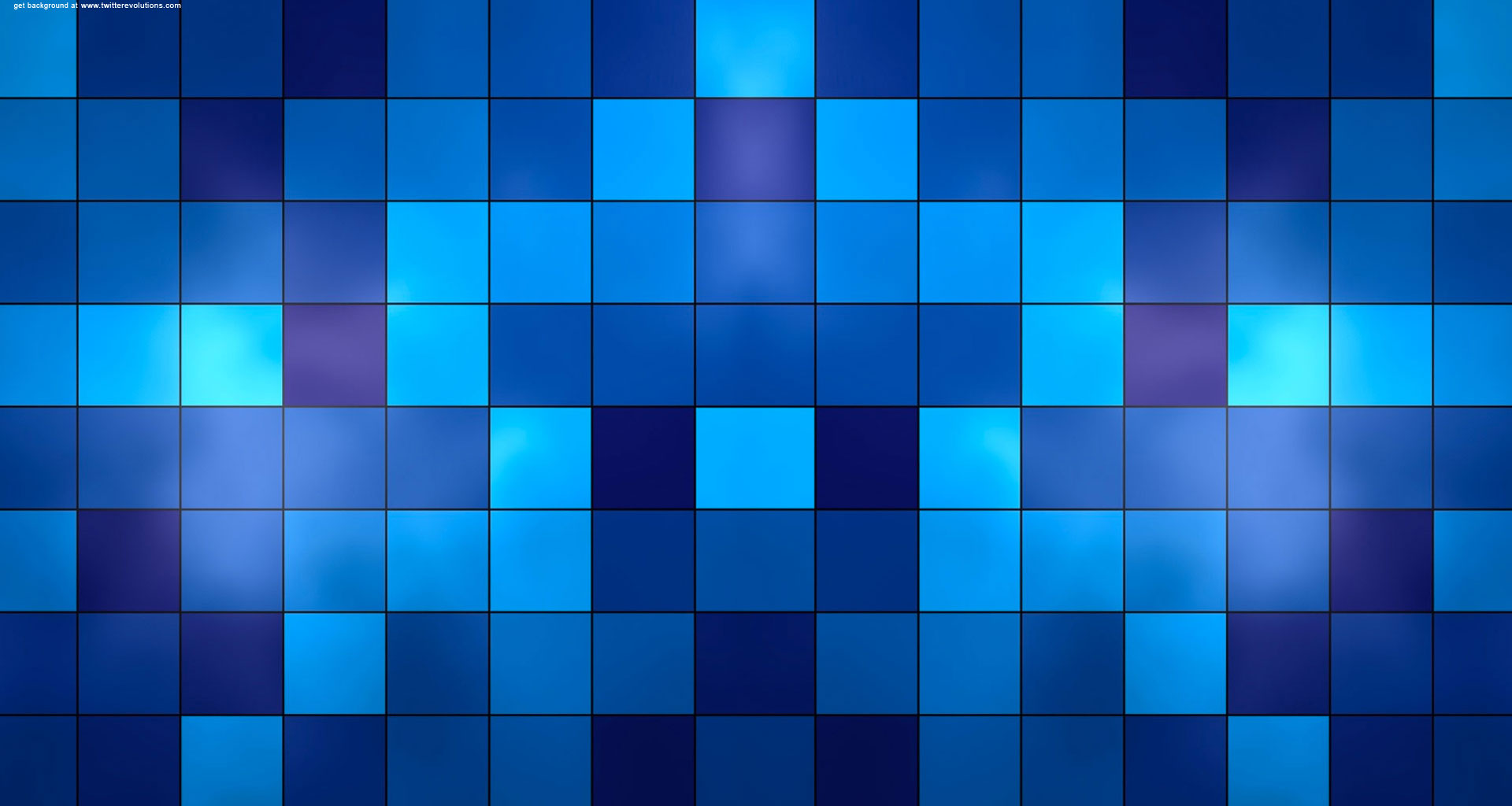 Blue Pattern Twitter Background